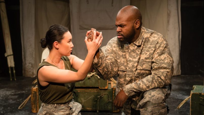 Review: OTHELLO at Invictus Theatre