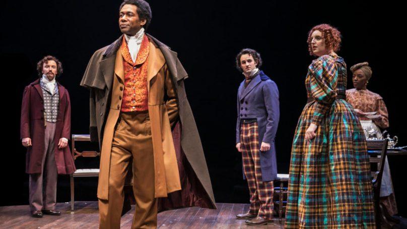 Review: RED VELVET at Chicago Shakespeare Theater