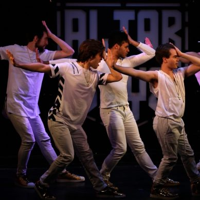 Review: ALTAR BOYZ at Theo Ubique Cabaret Theatre
