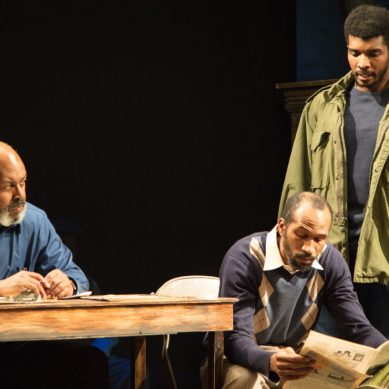 Review: JITNEY at Congo Square Theatre
