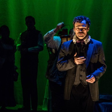 Review: NEVERMORE at Black Button Eyes Productions