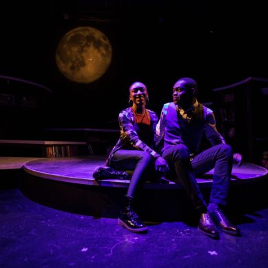 Review: MOON MAN WALK at Definition Theatre Company