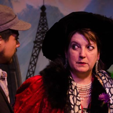 Review: THE MADWOMAN OF CHAILLOT at Promethean Ensemble Thetare