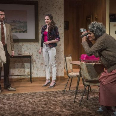 Review: NICE GIRL at Raven Theatre