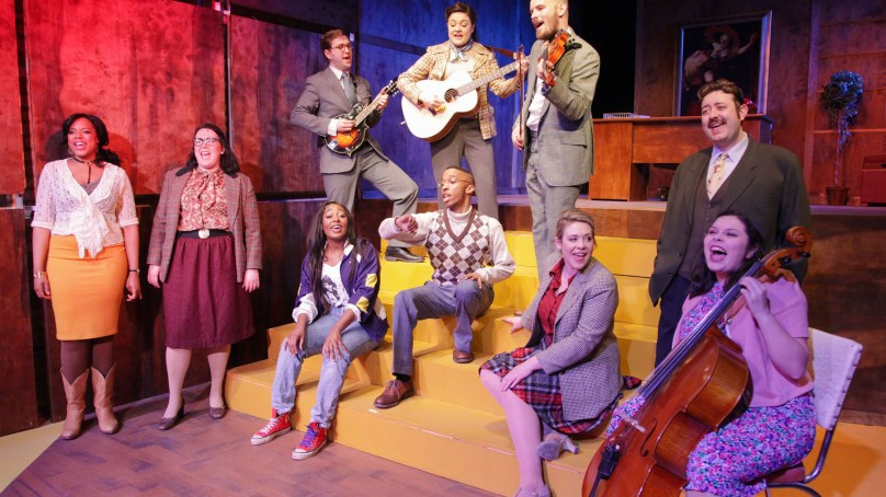 Review: 9 TO 5 at Firebrand Theatre