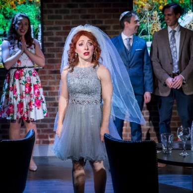 Review: COMPANY at Venus Cabaret Theater at Mercury Theater Chicago