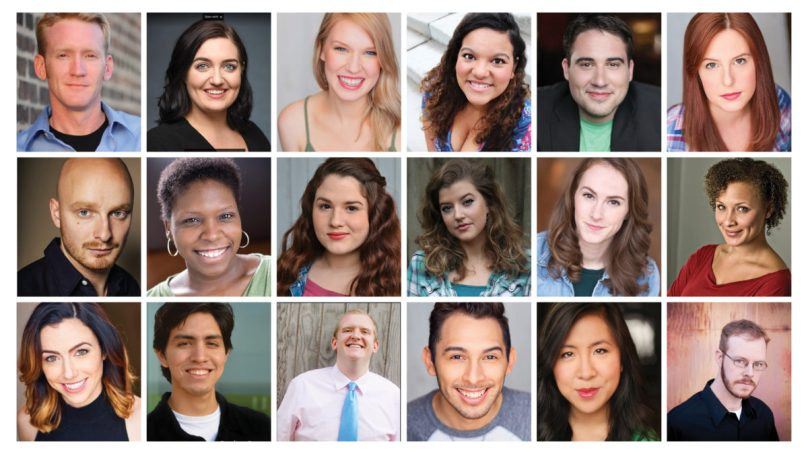 Factory Theater Announces THE ADVENTURES OF SPIRIT FORCE FIVE Cast