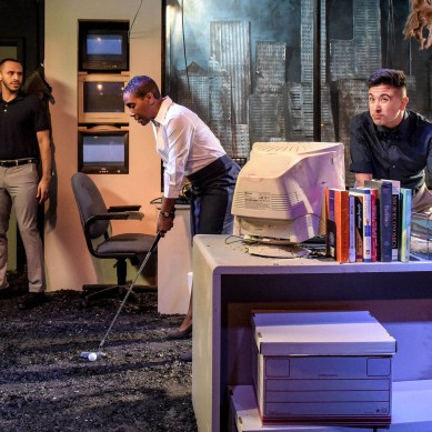 Review: REFRIGERATOR at First Floor Theater