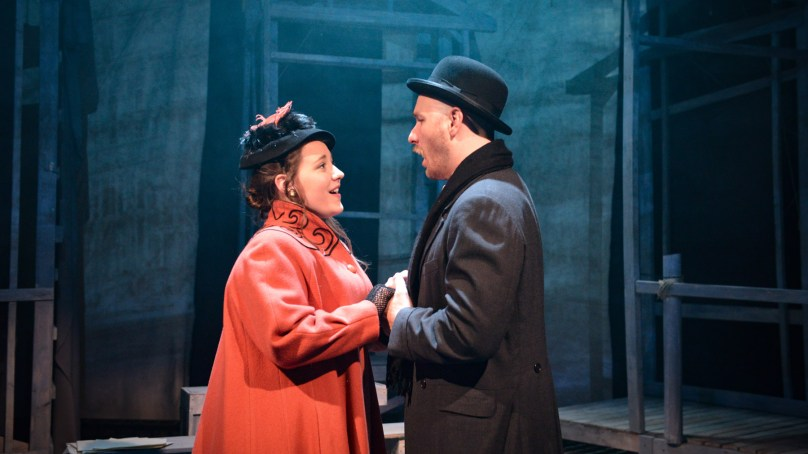 """Review: """"Burnham's Dream: The White City"""" at Lost and Found Productions"""