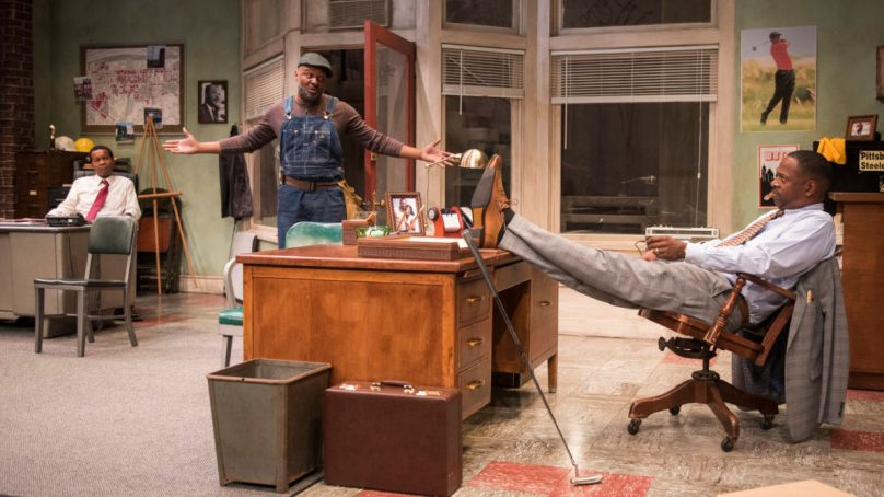 Review: RADIO GOLF at Court Theatre