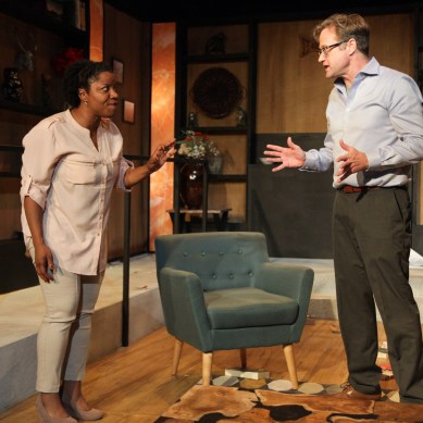 Review: THE GOAT, OR WHO IS SYLVIA? at Interrobang Theatre Project