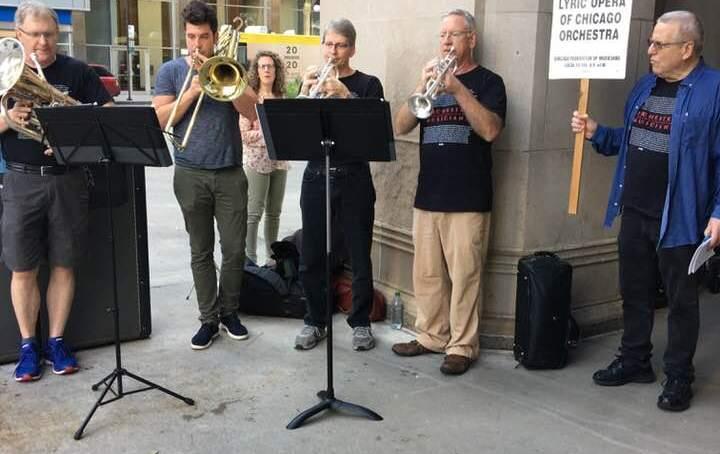 Musicians Reject Settlement Offer – Lyric Statement