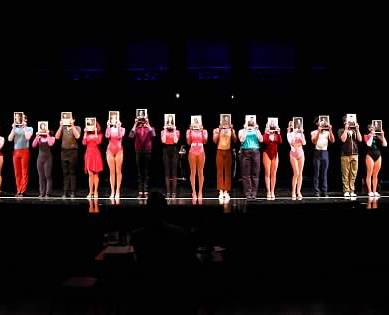 Review: A CHORUS LINE at Metropolis Performing Arts Centre