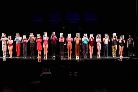 Review: A CHORUS LINE at Metropolis Performing Arts Centre