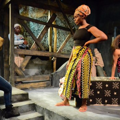 Review: ECLIPSED at Pegasus Theatre Chicago