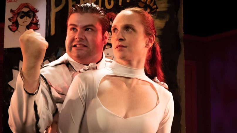 Review: ALL I WANT IS ONE MORE MEANWHILE… at Otherworld Theatre