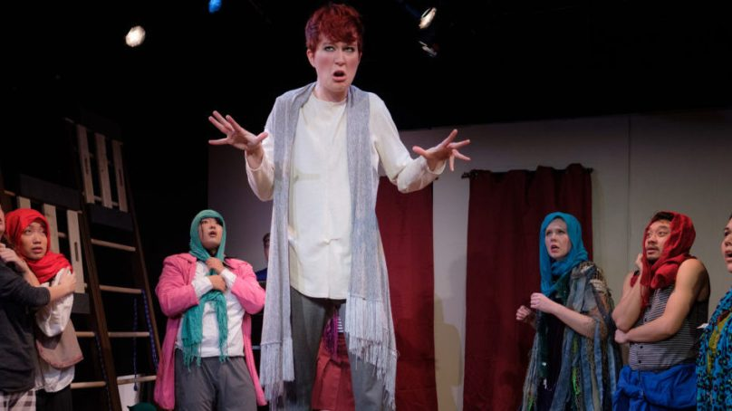 Review | MOBY DICK!: THE MUSICAL at Cuckoo's Theater Project