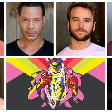 Steppenwolf Has Its MS. BLAKK FOR PRESIDENT Cast and Designers
