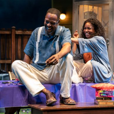 "Review | ""Lottery Day"" at Goodman Theatre"