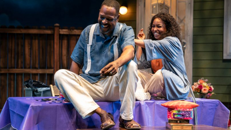 """Review   """"Lottery Day"""" at Goodman Theatre"""