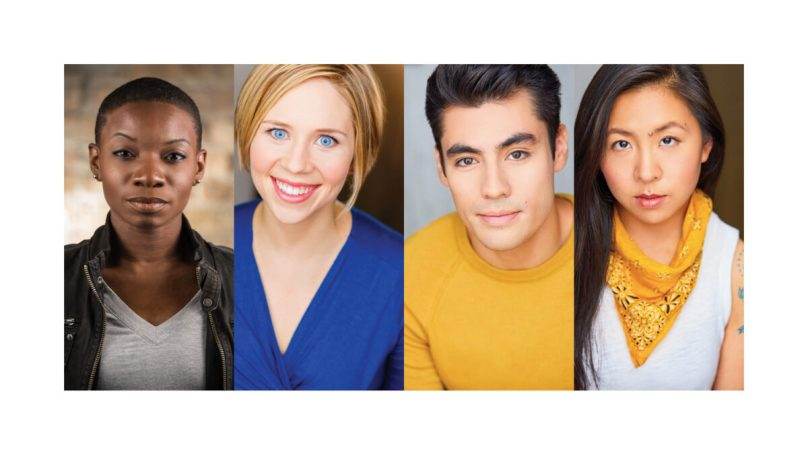 "Cloudgate Announces ""Strange Heart Beating"" Cast and Designers"