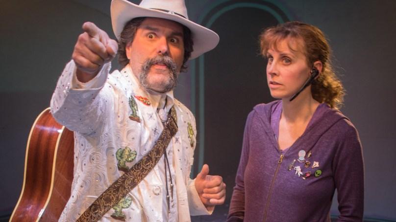 Review | TAKE ME at Strawdog Theatre