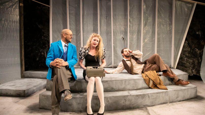 "Review | ""The Killer"" at Trap Door Theatre"