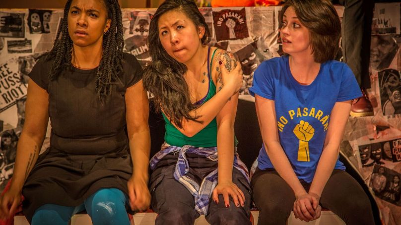 "Review | ""We Are Pussy Riot"" at Red Tape Theatre"