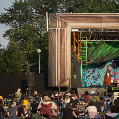 Heat Wave Cancels Tonight's COMEDY OF ERRORS at Chicago Shakes