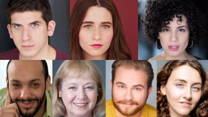 "Underscore Announces Punk-Rock ""Proxy"" Cast & Staff"