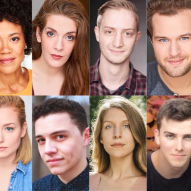 "Theatre EVOLVE Has Its ""Krugozor!"" Cast and Designers"