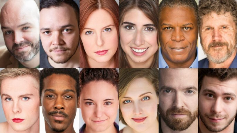 "Broken Nose Sets ""Labyrinth"" Cast and Designers"