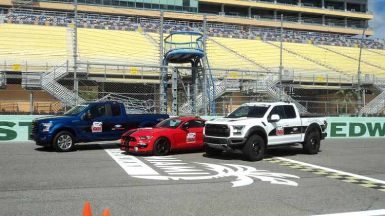2017 F-150 Raptor: The Official Ford Championship Weekend Pace Truck