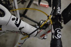 Pro cable job on Andre Greipel's Noah