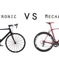 Throw Down: Electronic vs. Mechanical Shifting