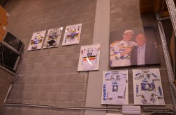 Frame jerseys and CX World Champions