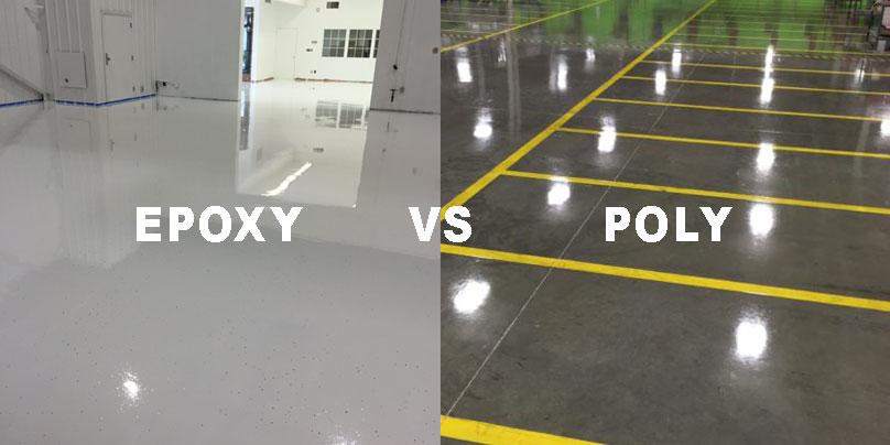 Hybrid Polyurethane VS Epoxy Floor Coatings  Performance