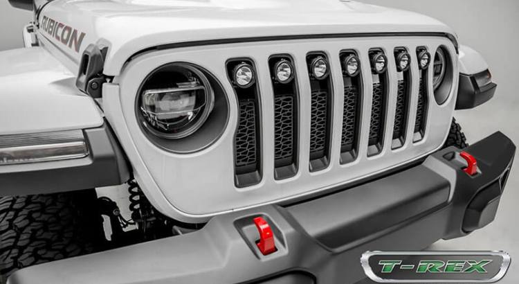T-Rex Grilles Jeep Wrangler JL Grilles