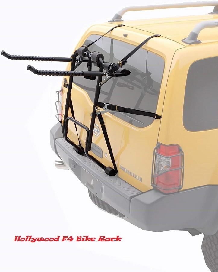Hollywood Racks F4 Bike Trunk Mount Rack