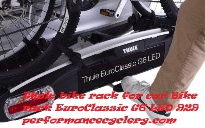 Thule bike rack for car Bike rack