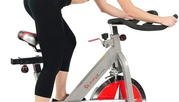 Sunny Health Fitness Pro Indoor Cycling Bike 6 - Best Cycling Jersey 2020