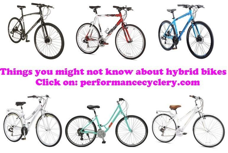 Best Hybrid Bikes