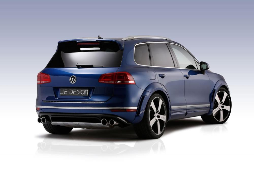 medium resolution of je design 2015 vw touareg v8 tdi rear
