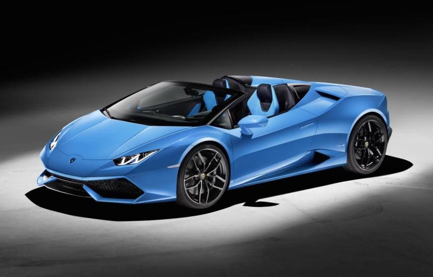 Lamborghini Huracan Spyder revealed, on sale in Australia ...