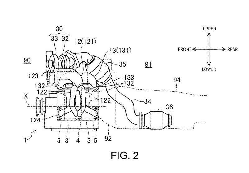 Mazda SkyActiv-R rotary patent application found, details