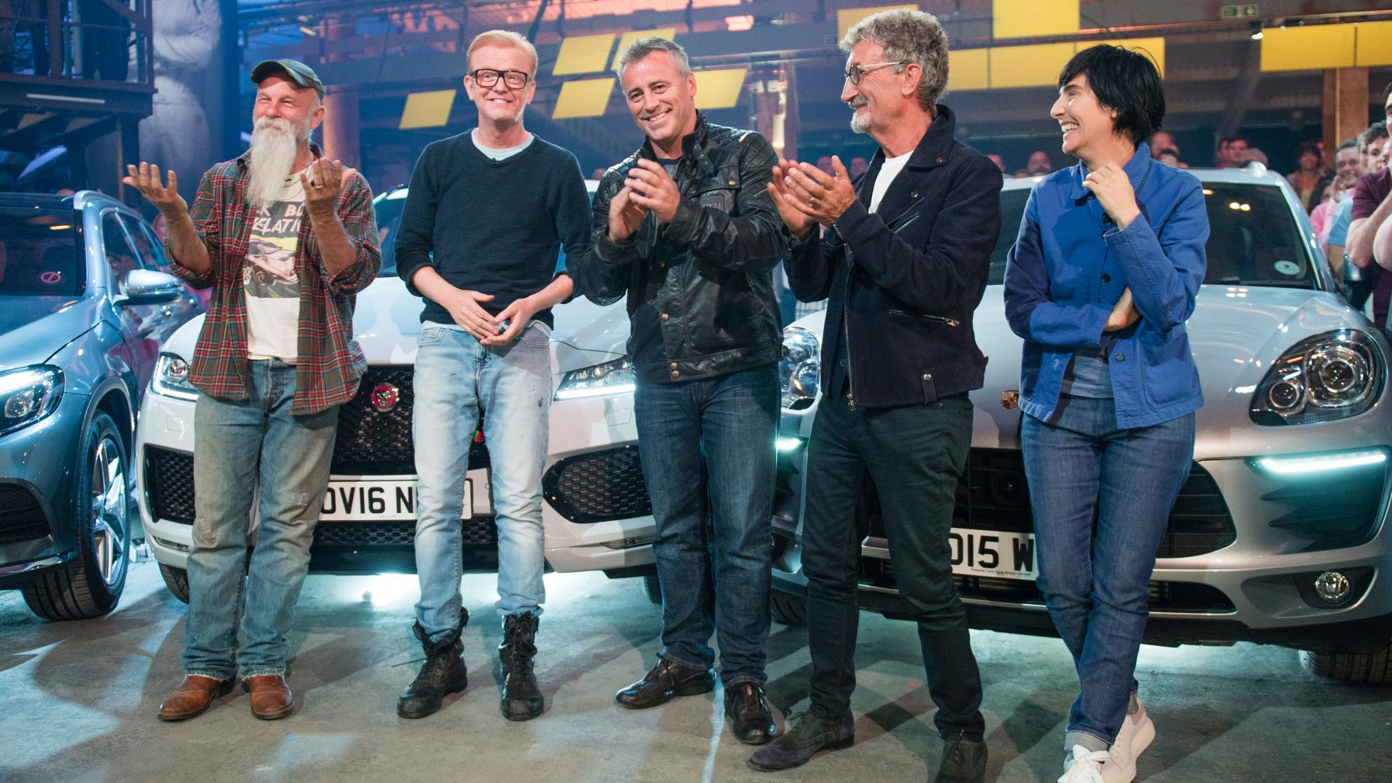 New Top Gear (season 23) Off To A Bad Start, Chris Evans
