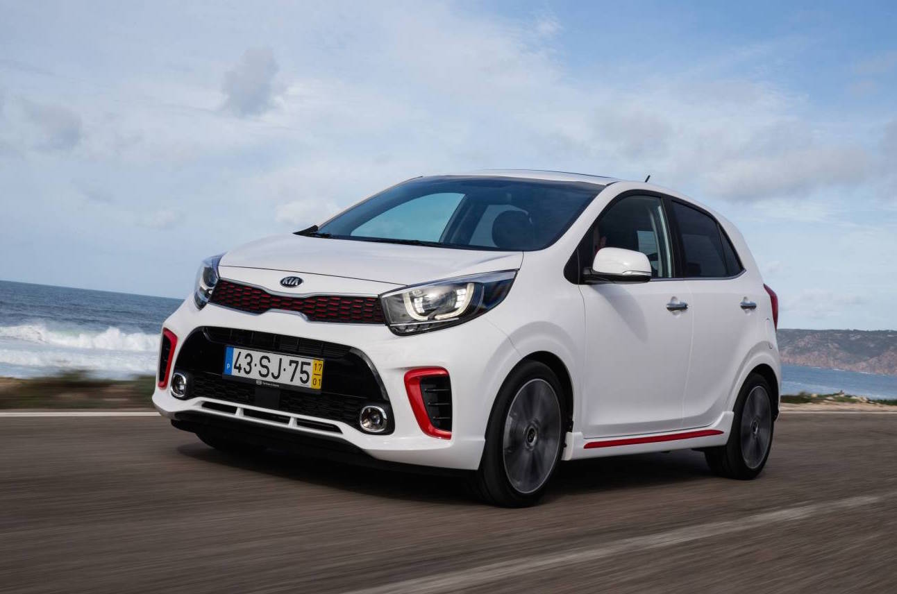 2017 Kia Picanto Officially Revealed, Gets 10tgdi Turbo
