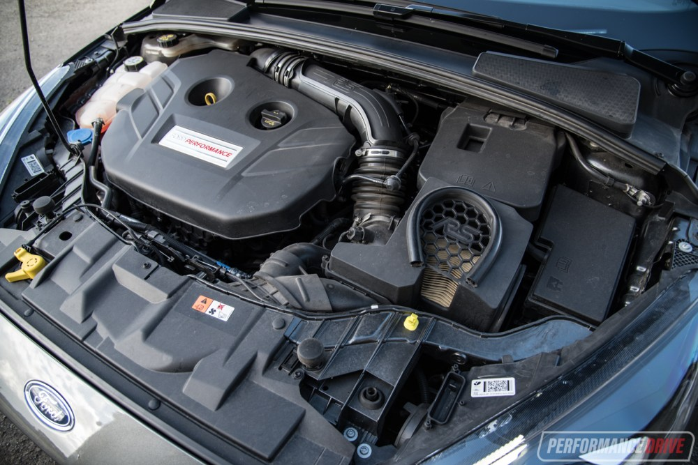 medium resolution of 2017 ford focus rs engine