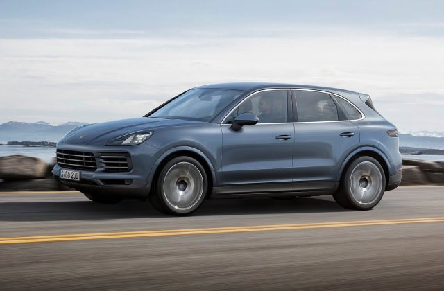 Image result for porsche cayenne new 2018