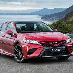 All New Camry 2018 Australia Buku Panduan Kijang Innova Toyota Now On Sale In With V6 Option